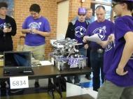 Southern Arizona Regional FTC Tournament