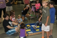 "STEM Outreach at the Pima Air and Space Museum ""Night Wings"" event."